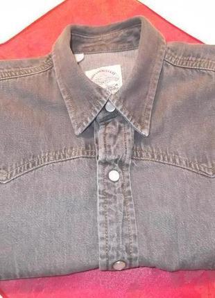 Рубашка безрукавка бренд levi strauss & co