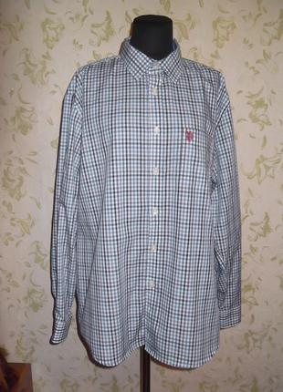 Рубашка бренд u.s. polo assn
