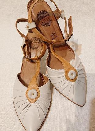Женские босоножки chester, 40-40.5р кожа летние туфли