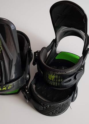 Продам крепления сноубордические Drake GT