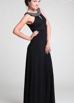 Очень красивое нарядное платье в греческом стиле dask