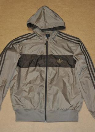 Adidas мужская куртка ветровка