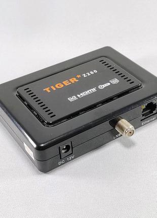 Спутниковый HDTV ресивер Tiger Z280 (некомплект)