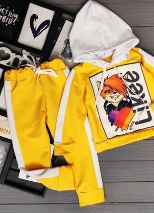 Стильный костюм !!!  три расцветки марсала,электрик,желтый