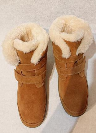 Женские зимние ортопедические ботинки orthofeet 39-40 для диабети