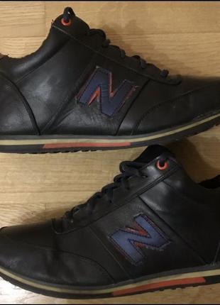 Кроссовки new balance (зимовые, зимове взуття)