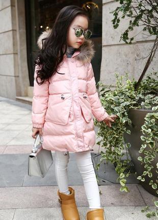 ✍🏻стильное зимняя куртка