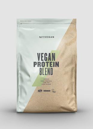 Vegan Protein Blend (Комплексный протеин для веганов)