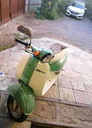 Honda Giorno (хонда джорно)