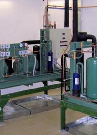 Ремонт и обслуживание промышленного холодильного оборудования