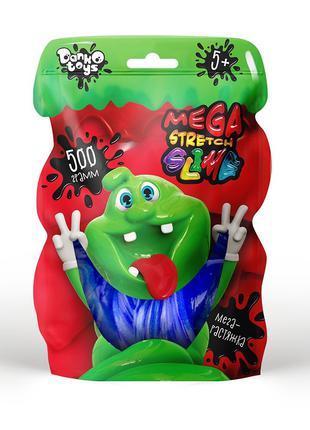 Слайм, вязкая масса - Mega Stretch Slime - Danko Toys slm-12-01