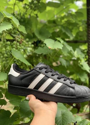 Adidas кроссовки superstar р.38 (оригинал) адидас суперстар