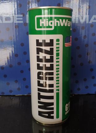 HighWay Антифриз-40 LONG LIFE зеленый