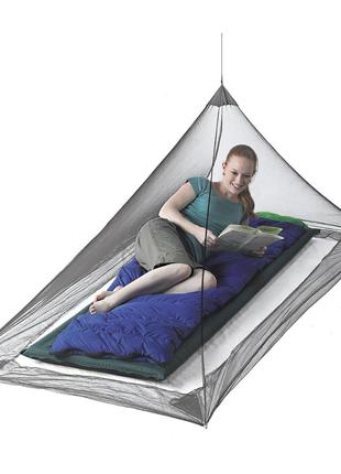Москітна сітка Sea to Summit Nano Mosquito Net Single Treated
