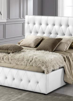 """Кровать с мягким изголовьем """"ZINUS"""""""