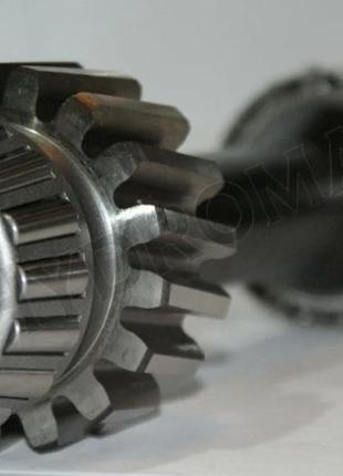 Вал отбора мощности ВОМ ZF 16 S 109 13,53 (288 мм)