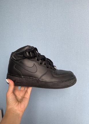 Nike air force 1 07 mid кроссовки р.37-38 (оригинал) wmns