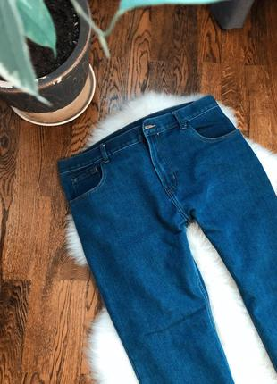 Мужские джинсы большого размера новые