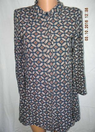 Распродажа,скидки,огромный выбор,вискозная блуза-рубашка