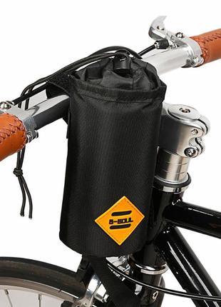 Велосумка кормушка B-Soul фидер на руль фидбег сумка байкпакинг