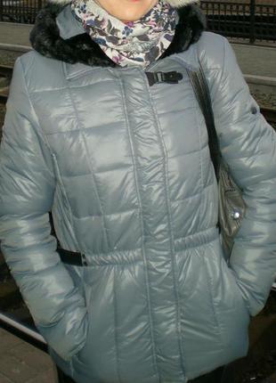Хорошая, тёпленькая куртка