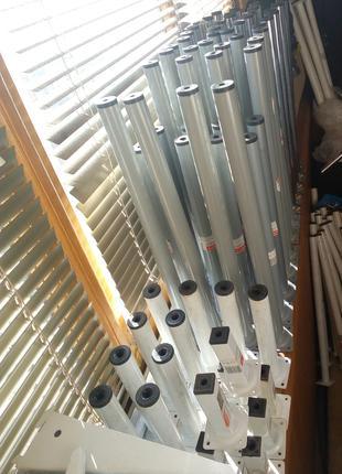 Мебельные ножки металлические для стола тумбы шкафа
