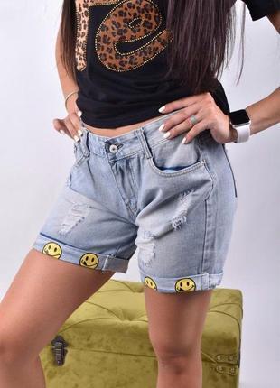 Шорты женские. джинсовые шорты