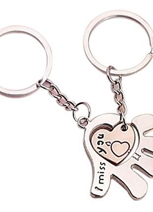 Брелоки для ключей ко дню святого Валентина