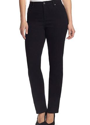 Штаны джинсы высокая талия.0273
