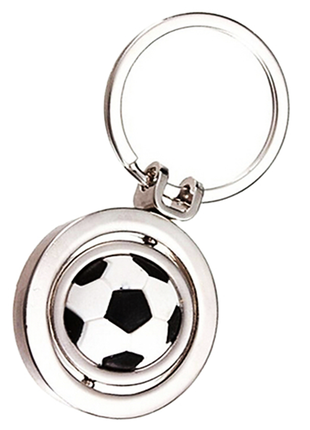 Брелок для ключей, подарок оригинальный, мяч