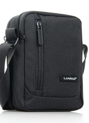Мужская сумка на плечо с ручкой чоловіча сумочка