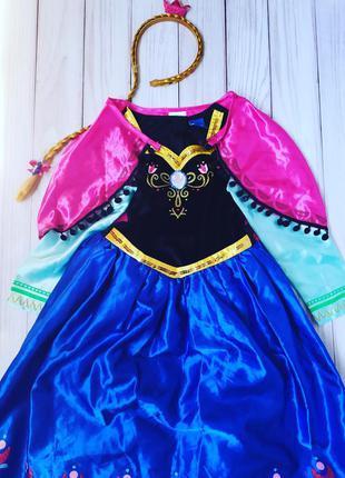 Платье анна 6-7 лет
