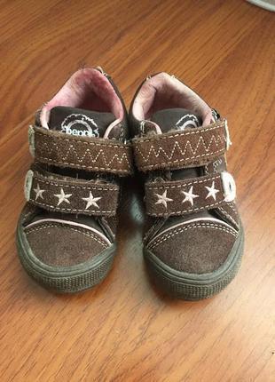 Кожаные ботиночки португалия