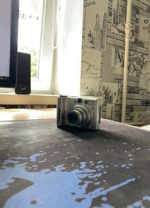 Фотоапарат Canon PowerShot A550