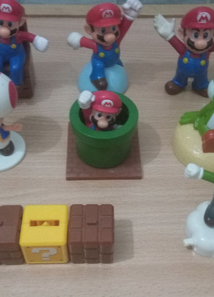 Набор игрушек Марио