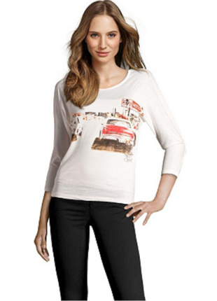 Легкий трикотажный топ, блуза SEE by CHLOE, оригинал, италия