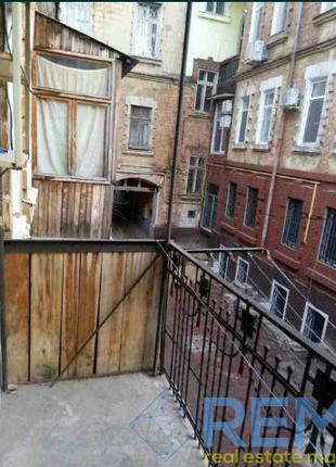 Продаётся 4-комнатная квартира, Маразлиевская/парк Шевченко.