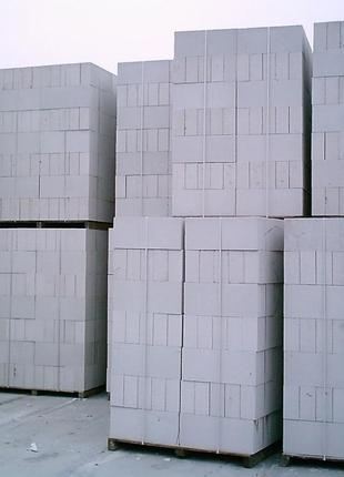 Купити газоблоки Тернопіль з доставкою 1350 грн за м3 (є маніпуля
