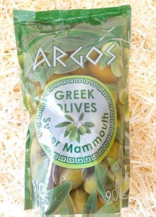 Греческие отборные оливки гиганты