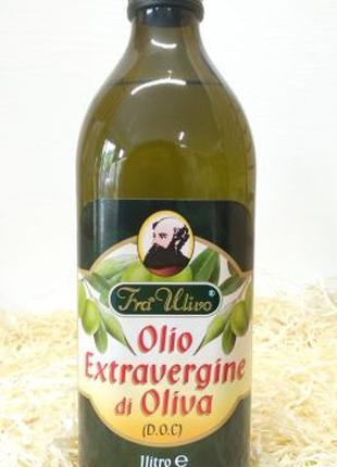Оливковое масло extra vergine. 1 л. Италия