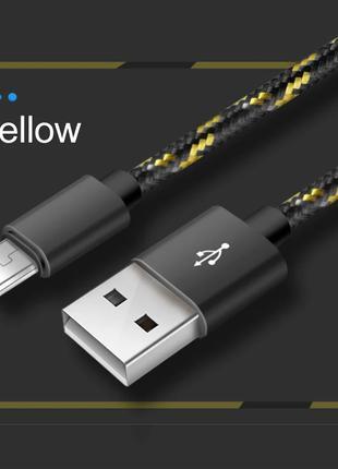 Micro USB Шнур Зарядный 1 метр, для Смартфона Кабель