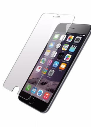 Защитное калёное стекло на iPhone 6,6s