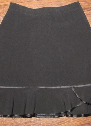 Брендовая школьная юбка на 6-8 лет