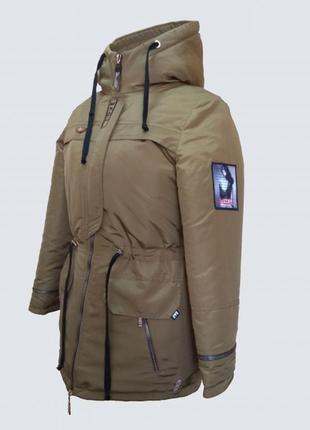 Парка куртка зимняя от производителя
