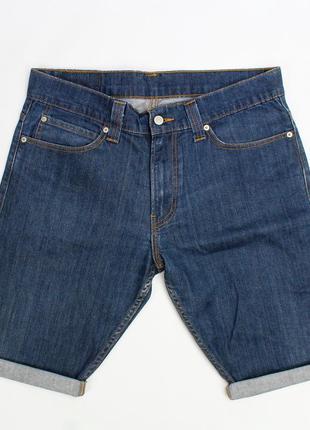 Джинсовые шорты 506 w34