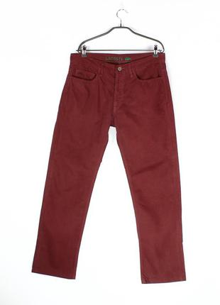 Брюки джинсы lacoste w34 l32