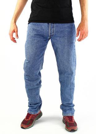 Винтажные джинсы levis 501 w33 w34 l34 гватемала