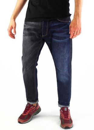 Джинсы the tapered by c&a selvedge slim w34 l30