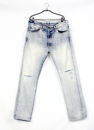 Джинсы levis vintage clothing 505-0217 w38 l34 selveg