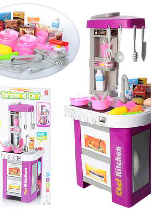 Детская игровая Кухня 922-49,на батарейке
